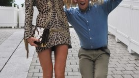 Meet Tommy Ton and Anna Dello Russo at The Bay