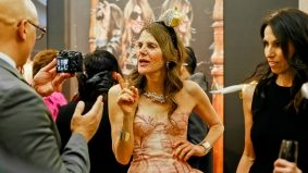 The Scene: the best of Anna Dello Russo and Tommy Ton (and some hot guests, too)