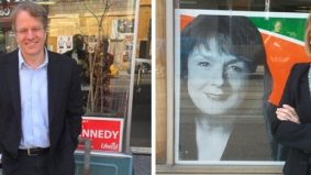 Gerard Kennedy versus Peggy Nash in Parkdale-High Park: the huggiest grudge match ever