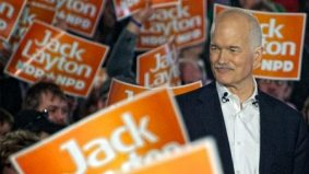Orange crush: Canada's sudden NDP love-in leaves Toronto cold