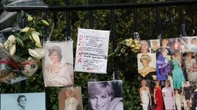 Upcoming Princess Diana–themed auction steals the royal wedding's thunder