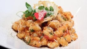 Weekly Lunch Pick: the fluffy ricotta gnocchi at Carisma