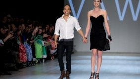 Sunny Fong's details wow the audience on night four of LG Fashion Week