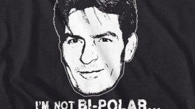 Charlie Sheen staging 6 p.m. walk through central Toronto for #biwinning, er, bipolar awareness
