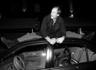 Woody Harrelson at TIFF in 2003
