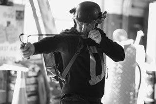 Woody Harrelson in Defendor
