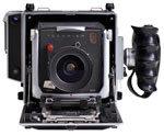 Burtynsky's Linhof camera
