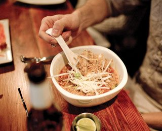 Just opened: A meal at Khao San Road