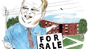 Why selling off Toronto's public housing is a bad idea