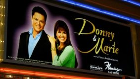 Everyone's, er, favourite duo, Donny and Marie Osmond, announce their support for the SickKids Foundation