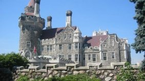 City hall storms Casa Loma's gates! (Well, sort of)