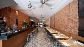 Introducing: Fishbar, the new Ossington seafood restaurant from the people behind Salt