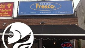 Kensington Market's Fresco's fish and chips get Ocean Wise seal of approval