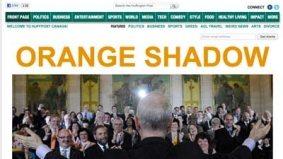 Huffington Post Canada launches with Elizabeth May, David Suzuki, cleavage