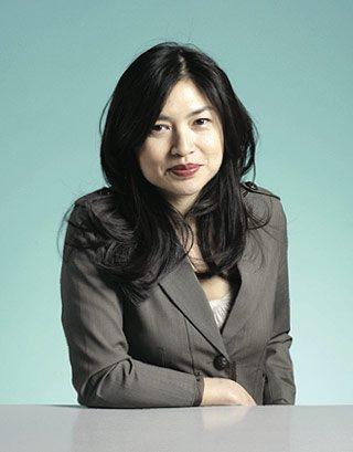 Portratit of Melissa Fung