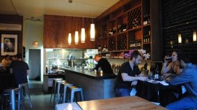 Introducing: Mavrik Wine Bar, a laid-back Queen West hangout run by two escapees from the corporate world