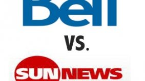 Bell TV and Sun News Network caught in a cat fight. Now, if only there was a way they could both lose