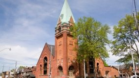 House of the Week: $774,000 for a two-storey apartment in a 126-year-old church