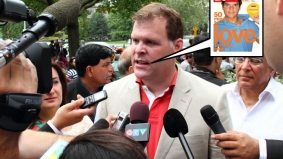 Does John Baird secretly love Toronto? Evidence from Question Period suggests yes