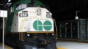 Dalton McGuinty is urging a refund if GO trains are delayed—provided commuters (read: voters) like the idea