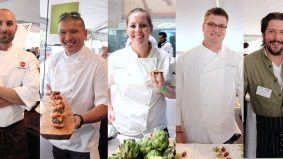 Toronto Taste 2011: We get the latest news from top chefs and restaurateurs from Woodlot, Buca, Nota Bene, O&B and many more