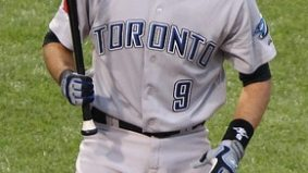 Five reasons we love the Jays' J.P. Arencibia