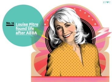 No. 12, Louise Pitre found life after ABBA