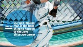 50 Reasons to Love Toronto: No. 14, Jose Bautista is baseball's best hitter
