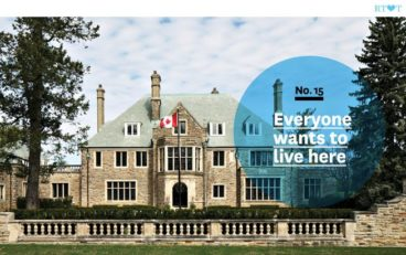 No. 15, Everyone wants to live here