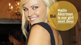 50 Reasons to Love Toronto: No. 17, Malin Akerman is the city's girl next door