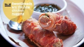 50 Reasons to Love Toronto: No. 28, Sweetbreads are the new chicken nuggets