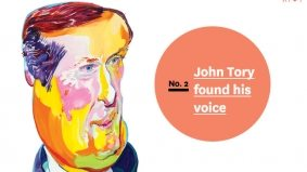 50 Reasons To Love Toronto: No. 2, John Tory's not a right-wing blowhard