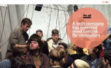No. 48 A tech company has invented mind control for computers