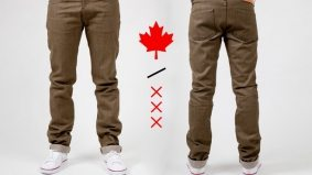 Tenue de Nîmes taps Canadian cult denim brand Naked and Famous for a 24-piece exclusive