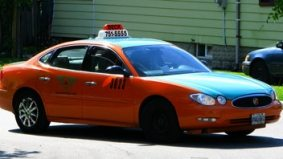 Denzil Minnan-Wong, darling of the taxi industry, wants to force all cab companies to use the same car