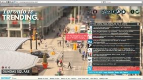 Check out the coolest thing to come from Tourism Toronto, well, ever