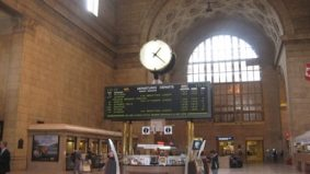 """Union Station makeover hailed as unprecedented, amazing and complex—or, simply, a """"big dig"""""""