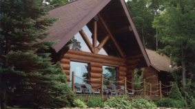 Cottage of the Week: $350,000 for a rustic waterfront oasis that's fit for a waltzing log driver (or anyone, really)