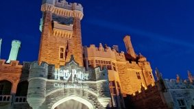 Harry Potter and the Deathly Hallows: Part 2 hits Toronto with a premiere and a Hogwarts-themed party at Casa Loma