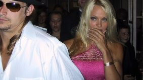 Pamela Anderson: from Dancing with the Stars to designing lingerie