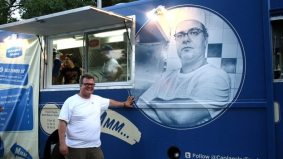 Introducing: Thundering Thelma, Zane Caplansky's first food truck