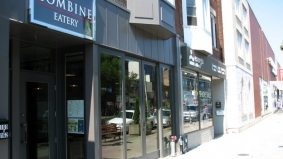 Introducing: The Combine Eatery, the new place for fish tacos on the Danforth