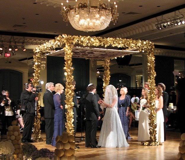 Wedding of Yael Latner