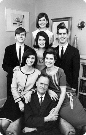 The McLuhan family