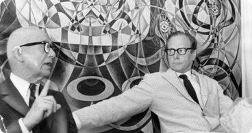 Buckminster Fuller and McLuhan