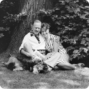 McLuhan and Corinne