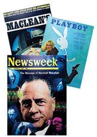 Newsweek, Maclean's, Playboy
