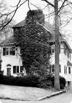 Wychwood Park house