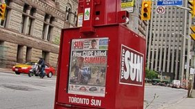 "Stuck in the '90s?: Sun papers leave the Ontario Press Council, citing ""political correctness"""
