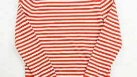 The Find: a striped shirt that will make anyone feel French (or, like a yachtsman)